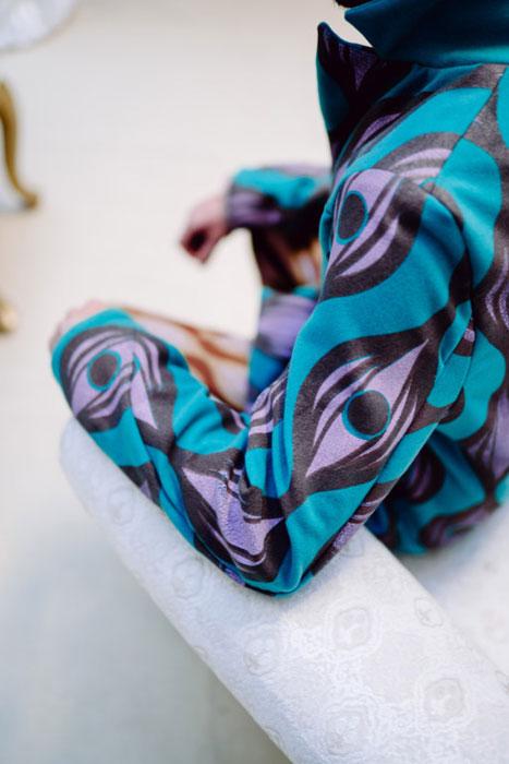 Colección de Rahemur Rahman en London Fashion Week