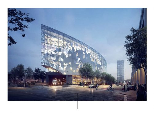 Biblioteca Central de Calgary. Foto de: arqa.com