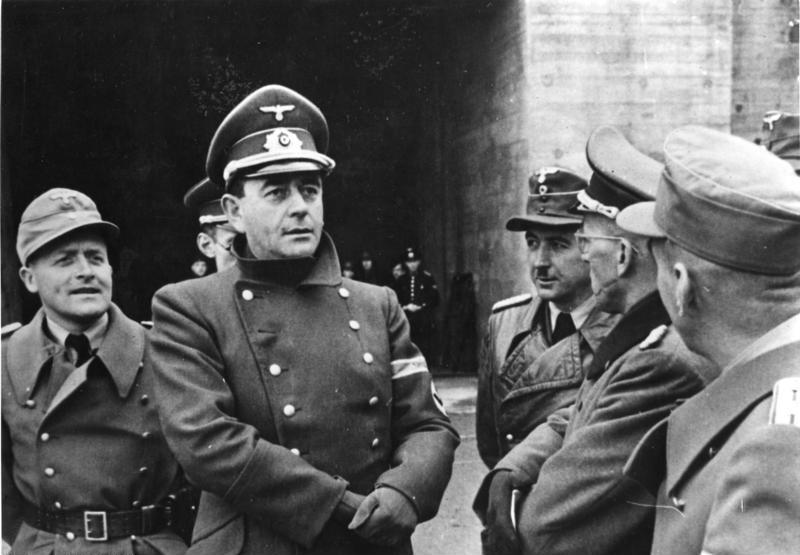 Albert Speer. Foto de: wikipedia.org