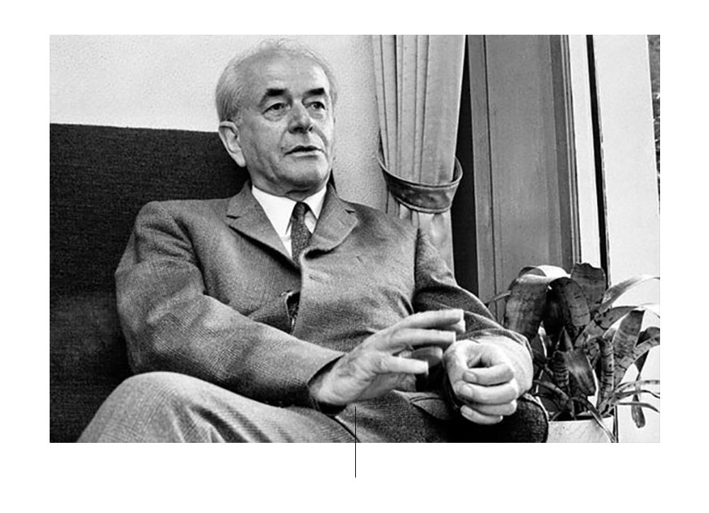 Albert Speer. Foto de: pinterest.com