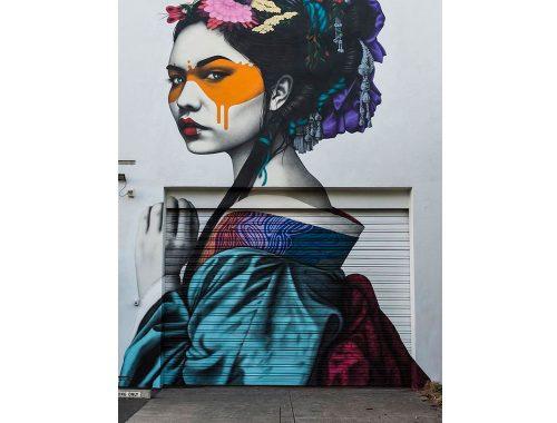 Street art. Foto de: pinterest.com