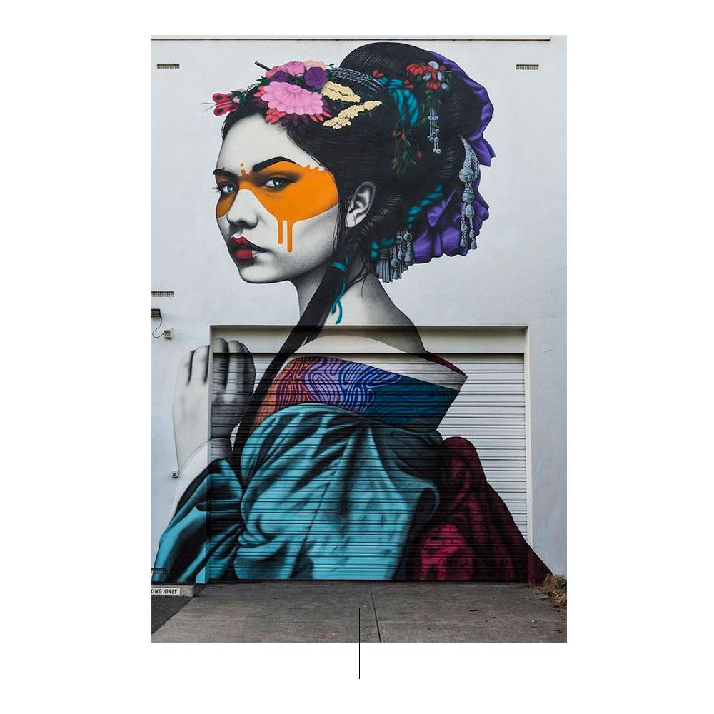 Street art. Photo by: pinterest.com