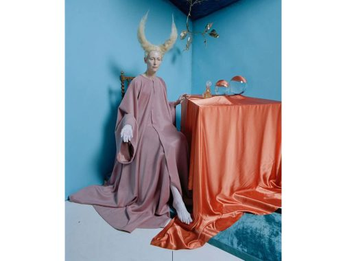 Homenagem a Leonora Carrington. Foto de: Pinterest.com