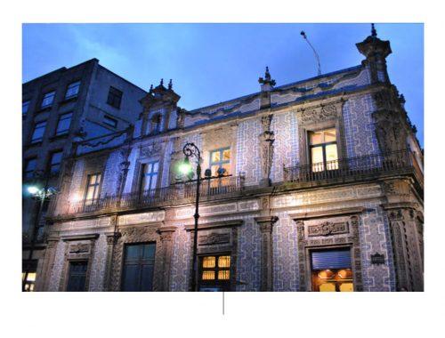 House of the Tiles. Foto av: mxcity.mx