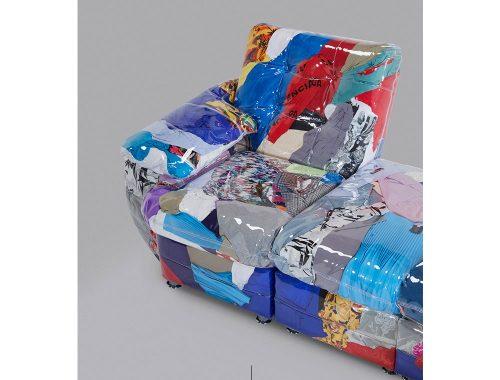 Balenciaga bank. Foto door: pinterest.com