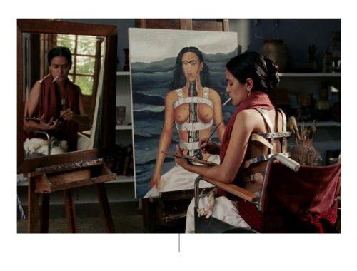 Ακόμα και από την ταινία Frida, από τον Julie Taymor