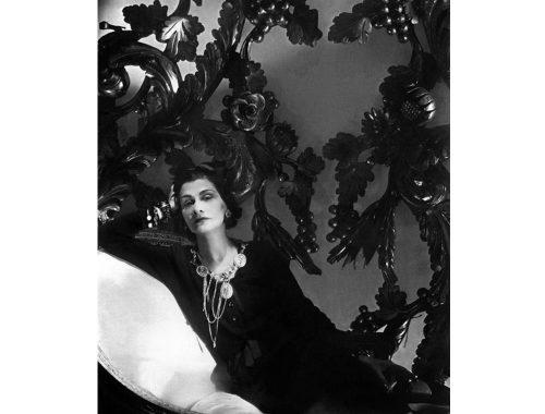 Coco Chanel Foto av: pinterest.com