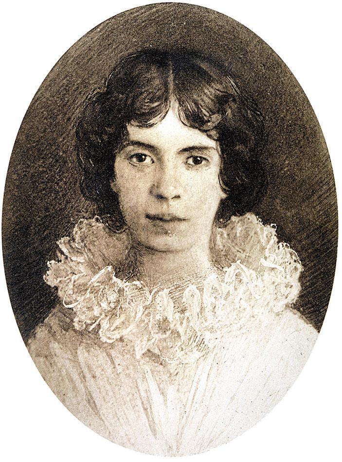 Emily Dickinson Foto di. pinterest.com