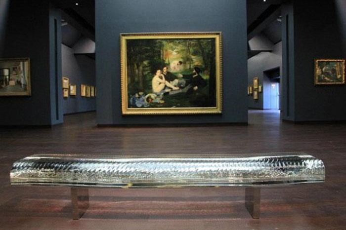 Galería en Museo de Orsay