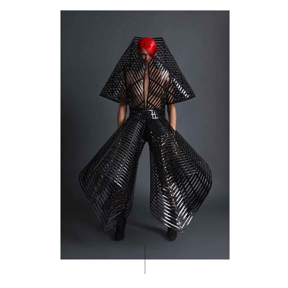 Από τη συλλογή Gareth Pugh Ready to Wear 2018