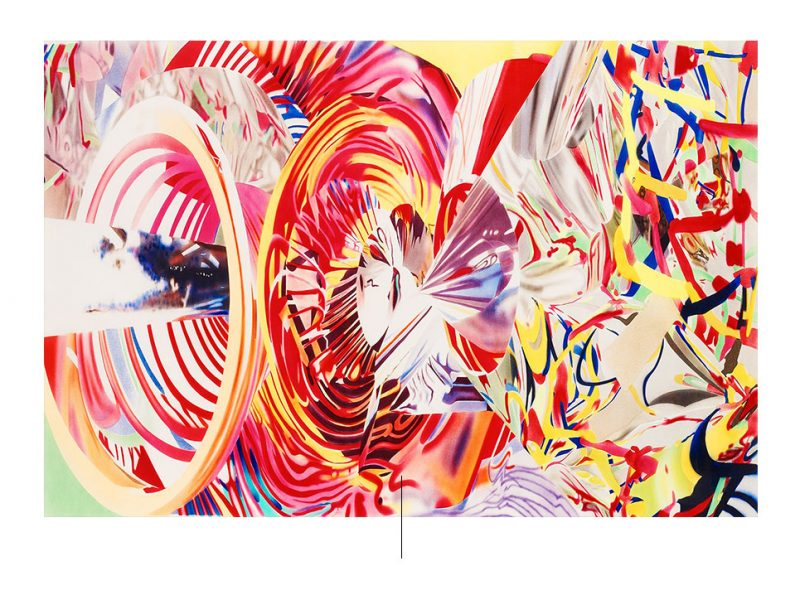James Rosenquist Foto deur: pinterest.com