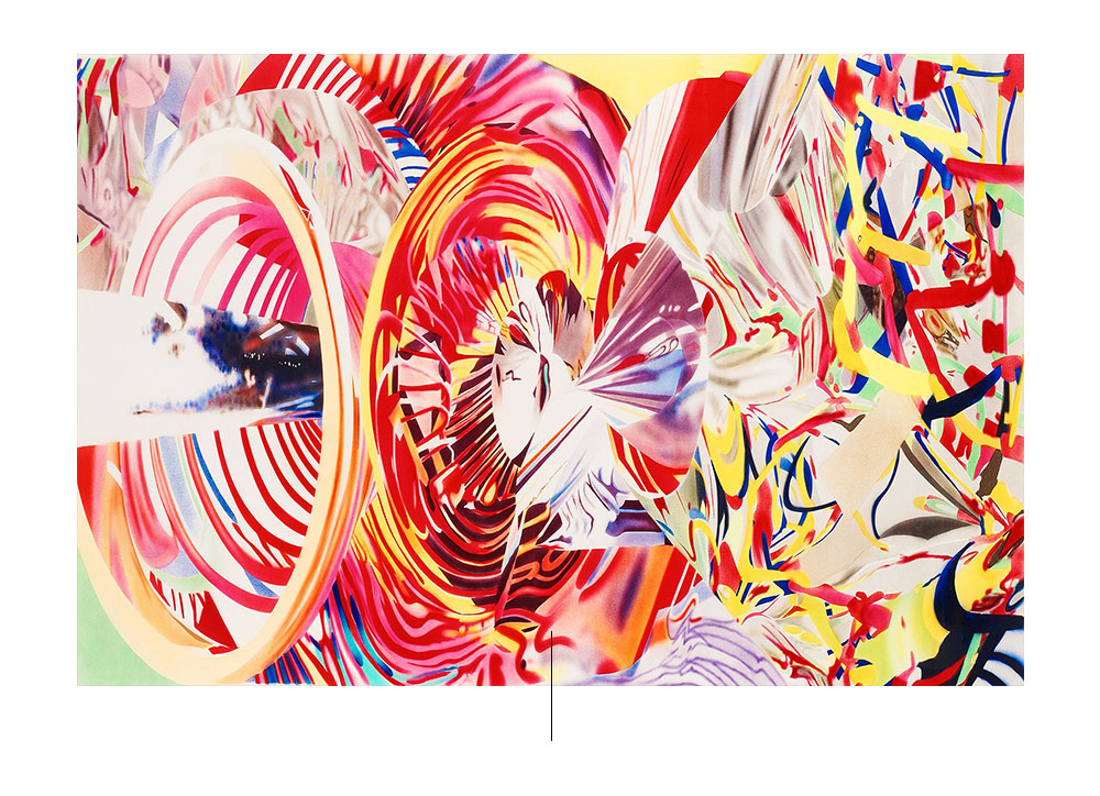James Rosenquist. Photo: pinterest.com
