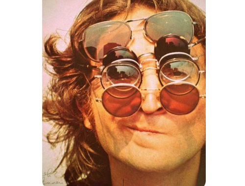 존 레논 사진 : Pinterest.com