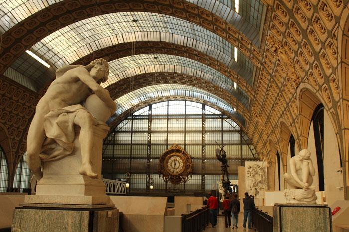 Galería de Museo de Orsay