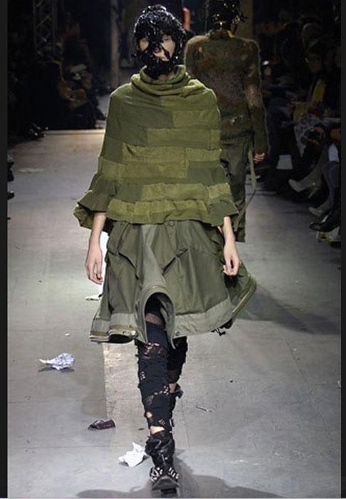 Junya Watanabe 2006 Collectie