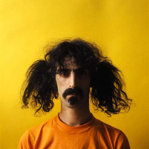 Frank Zappa Foto di: pinterest.com