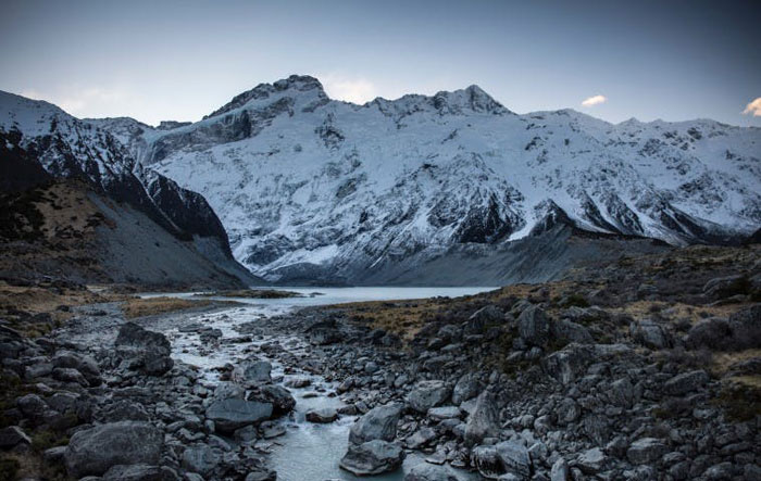 Parque Nacional Aoraki Mount Cook, Nueva Zelanda