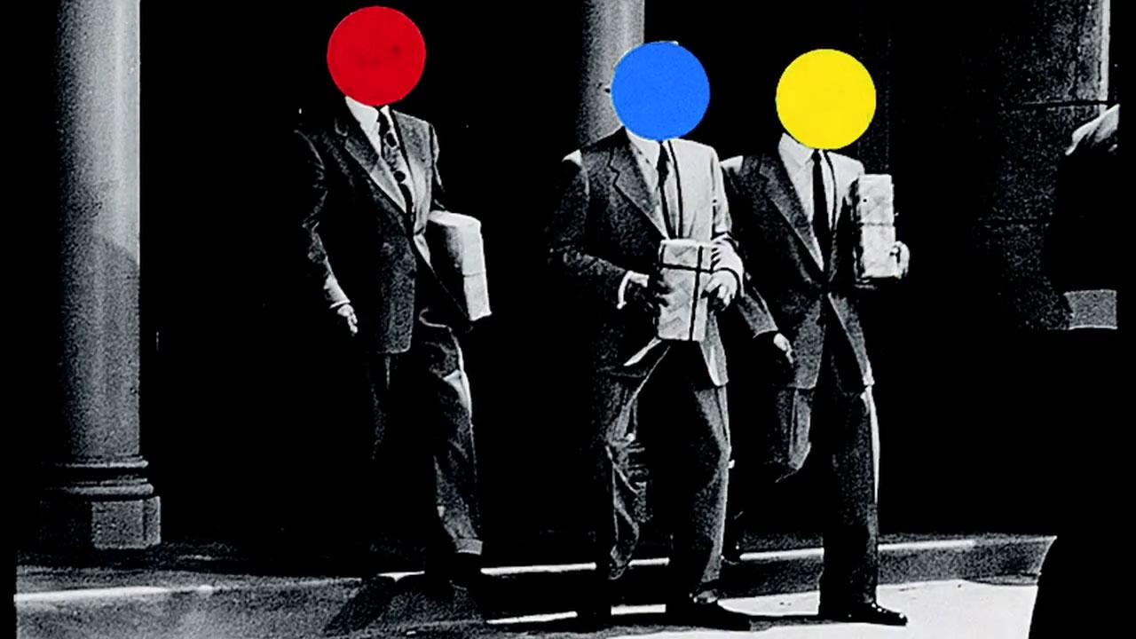 Dots, John Baldessari