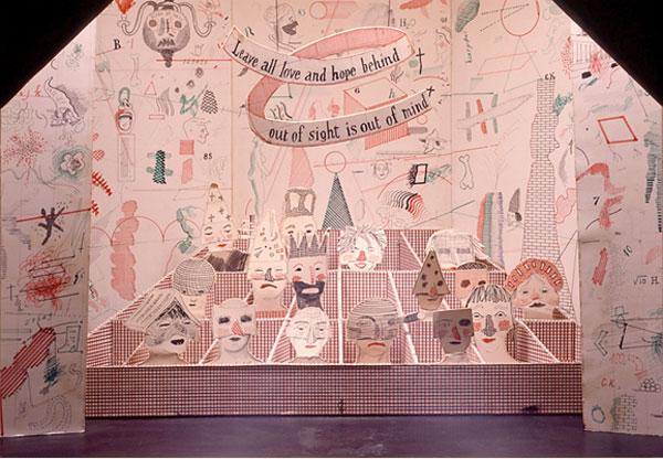 Toneelontwerp, David Hockney