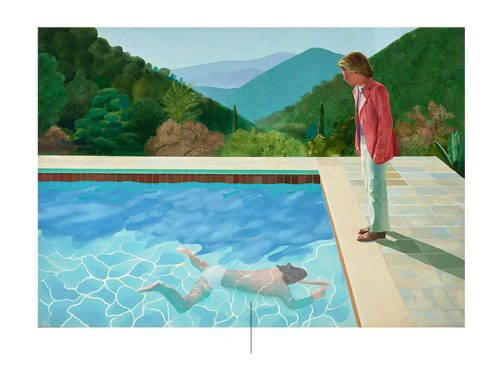 Retrato de um artista, David Hockney