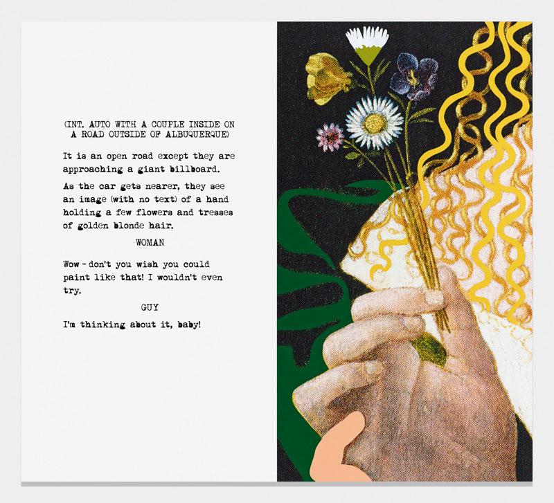 Städel Paintings series, John Baldessari