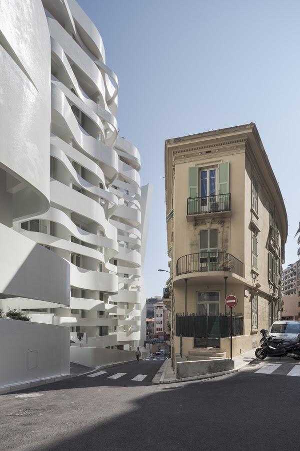 Edificio Le Stella de Jean-Pierre Lott