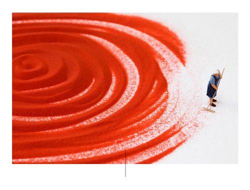Red Sand, Liliana Porter