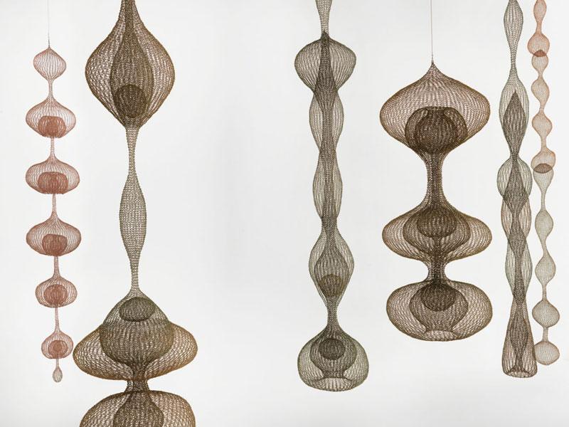 Esculturas de Ruth Asawa