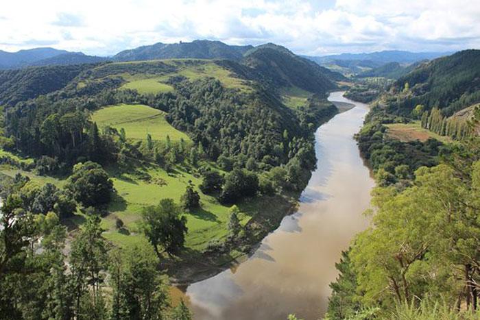 Parque Nacional de Whanganui, Nueva Zelanda