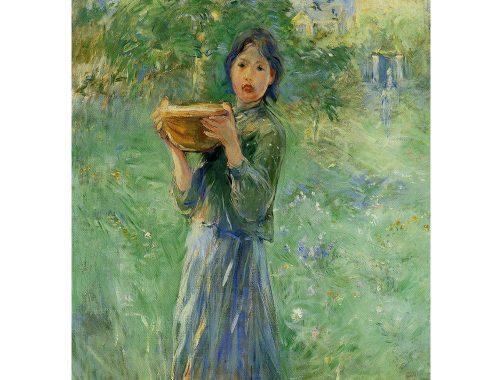Berthe Morisot. Foto di: pinterest.com