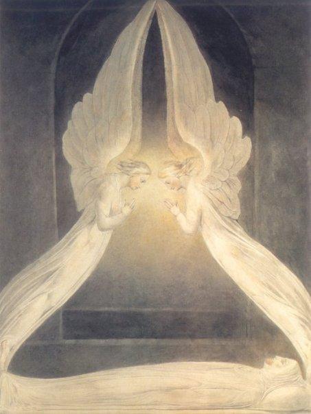 William Blake. Foto de: pinterest.com