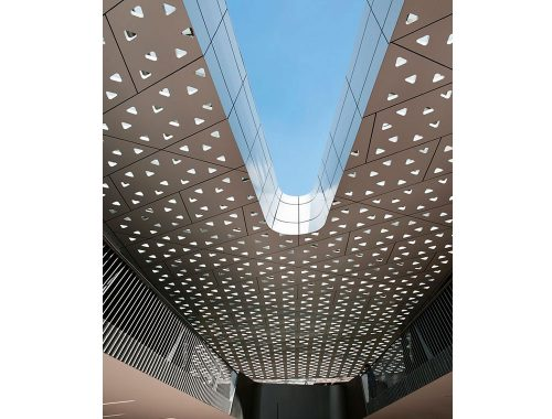 National Cineteca of Mexico. Foto av: archdaily.mx