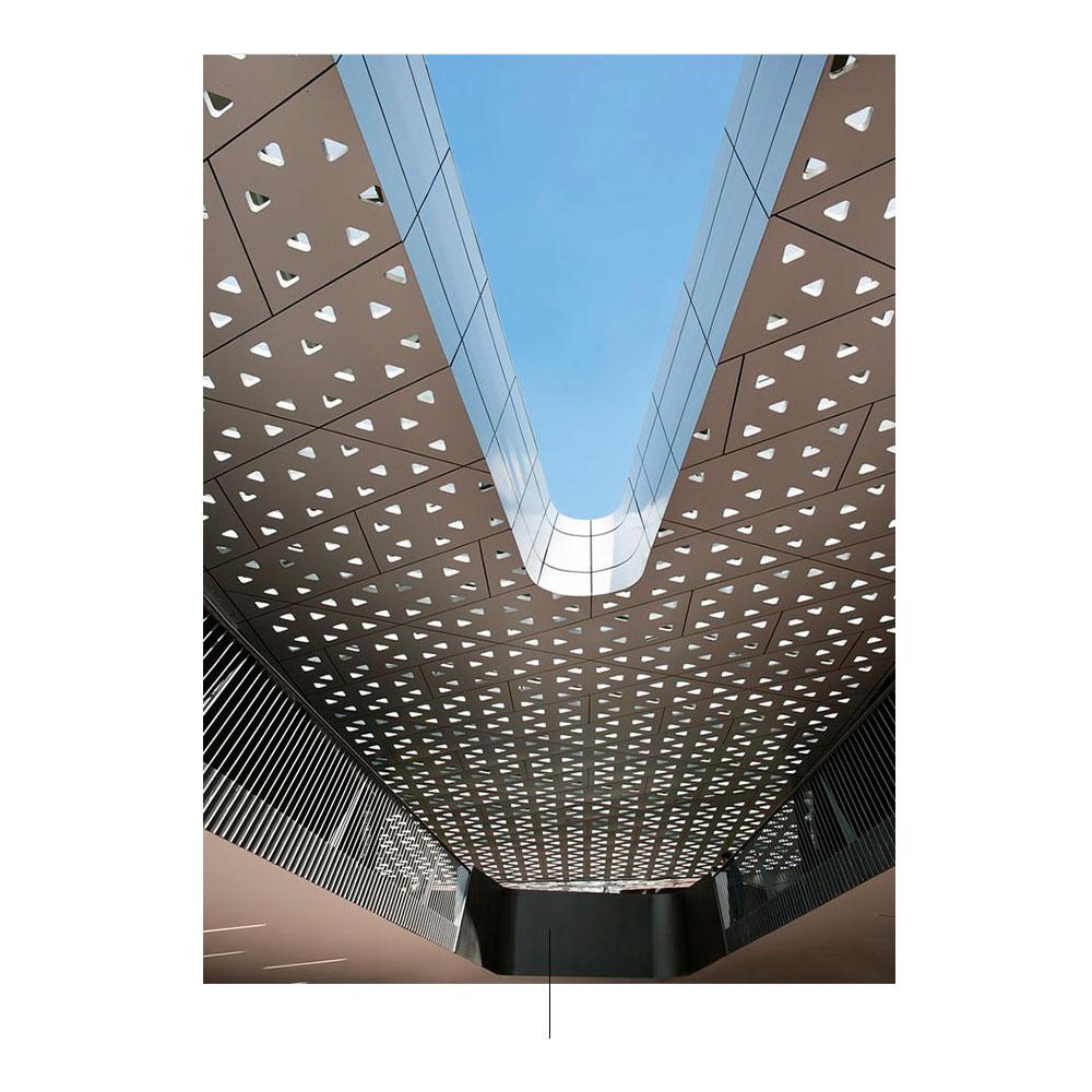 Εθνική Cineteca του Μεξικού. Φωτογραφία από: archdaily.mx