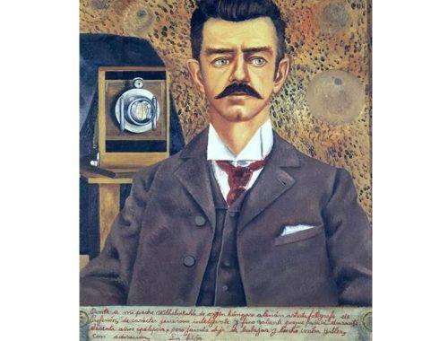 William Kahlo Φωτογραφία από: pinterest.com