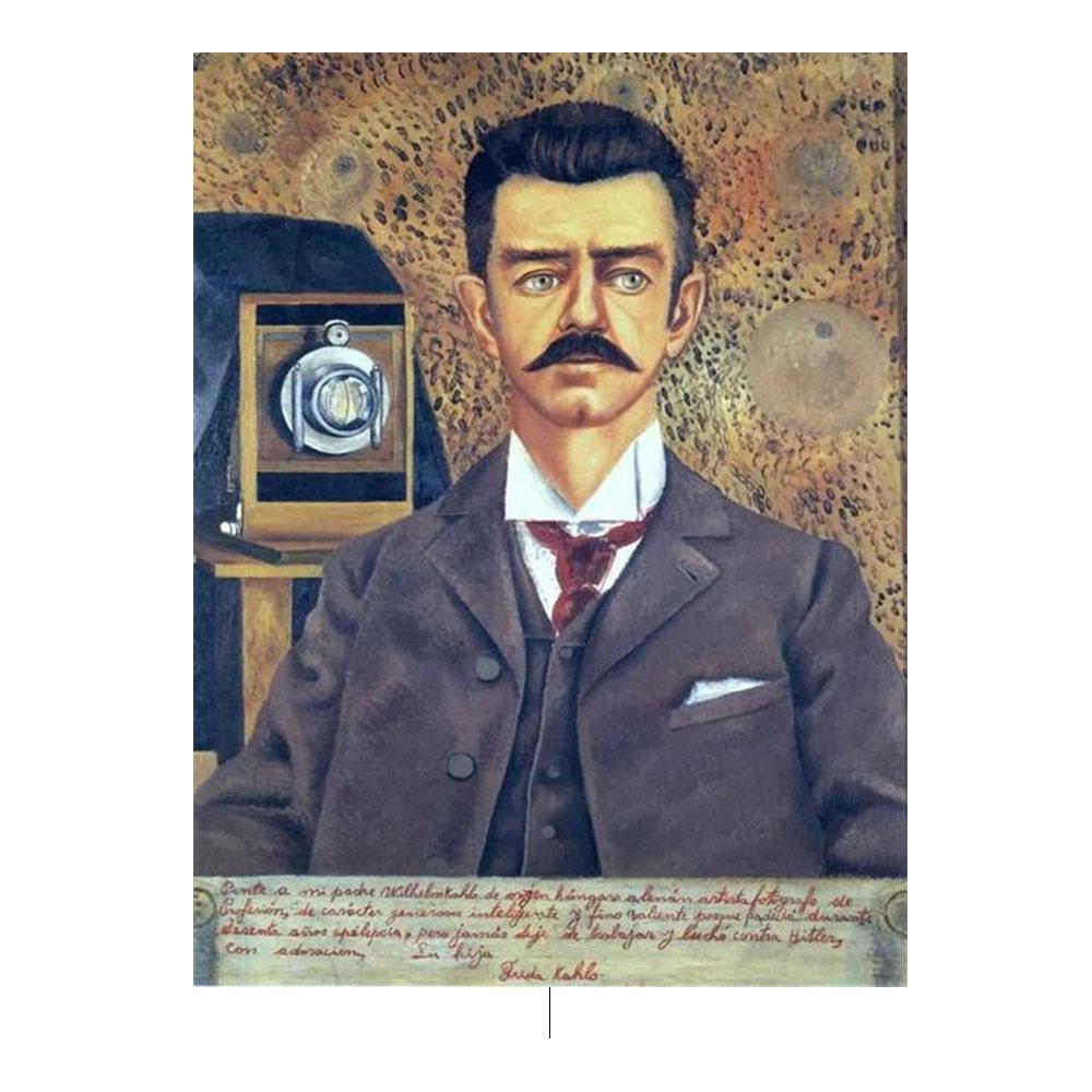 William Kahlo Foto deur: pinterest.com