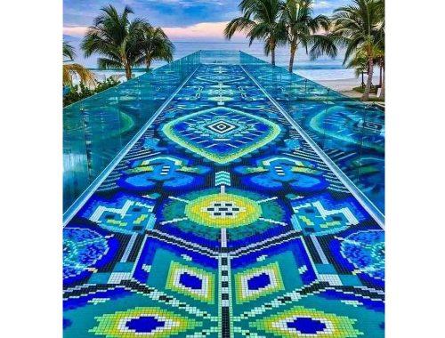 Arte Huichol. Foto de: pinterest.com