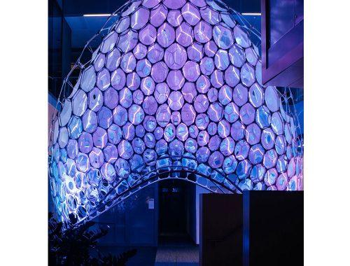 Jenny Sabin Studio. Foto door: jennysabin.com