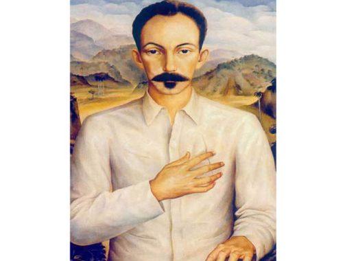 José Martí. Φωτογραφία: Facebook