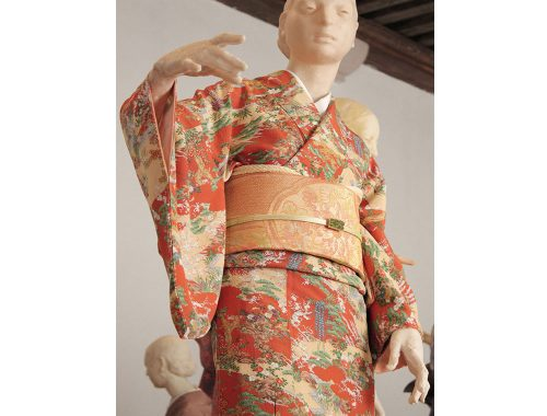 Kimonos en Minoru Kobayashi. Foto door: pinterest.com