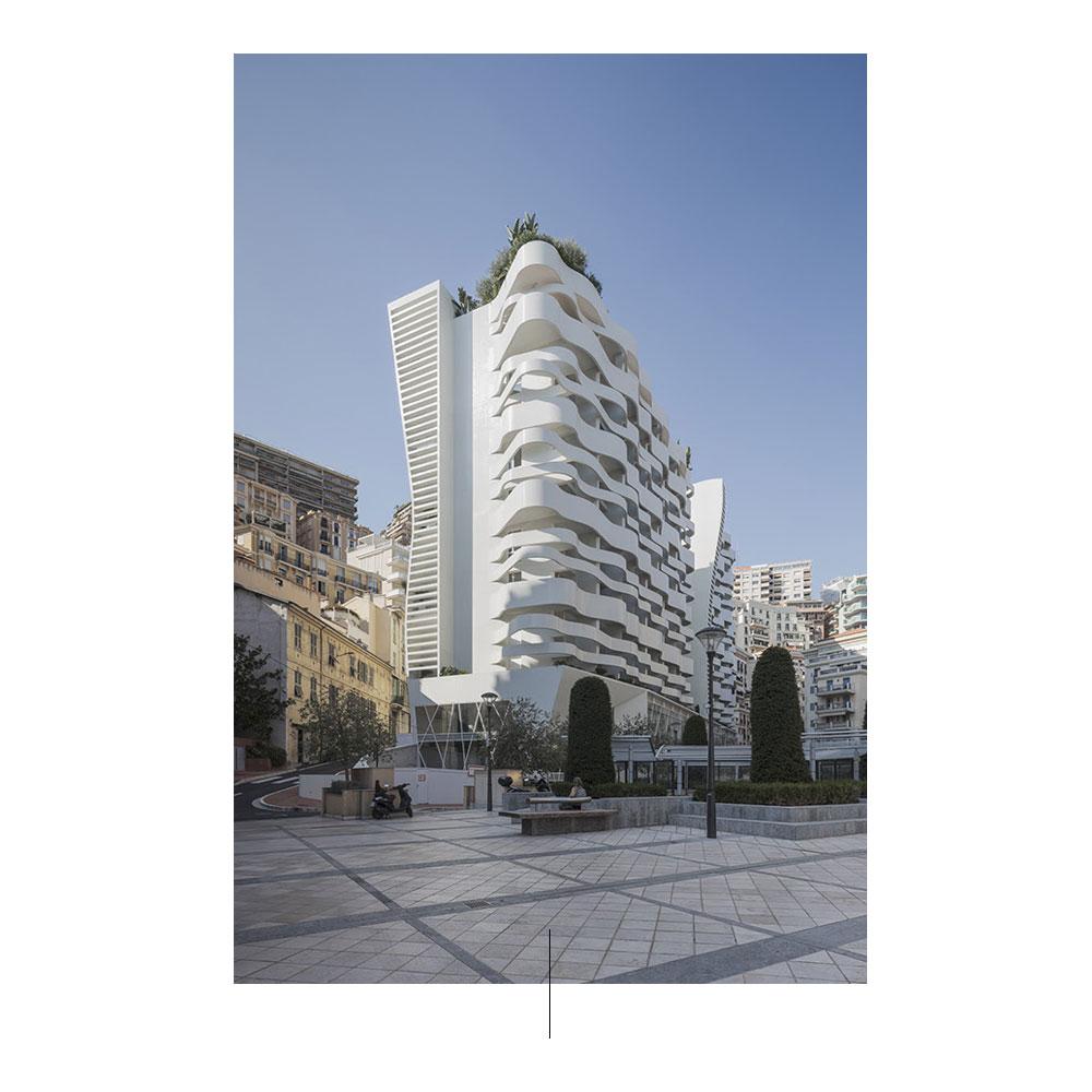Κτίριο Le Stella από τον Jean-Pierre Lott