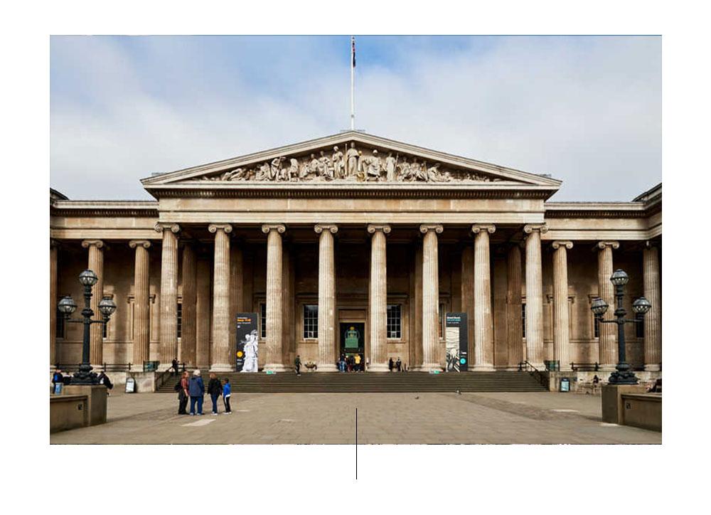 Βρετανικό Μουσείο Φωτογραφία από: pinterest.com