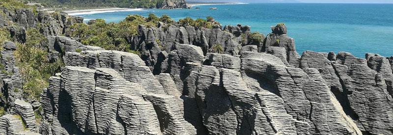 Parque Nacional Paparoa, Nueva Zelanda