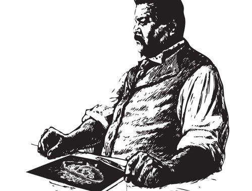 José Guadalupe Posada. Foto de: pinterest.com