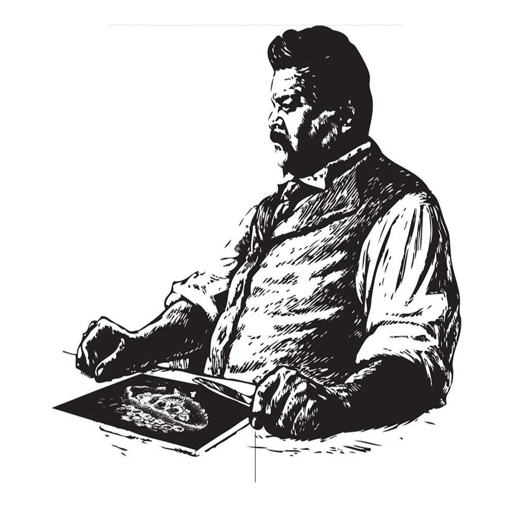 José Guadalupe Posada. Φωτογραφία από: pinterest.com