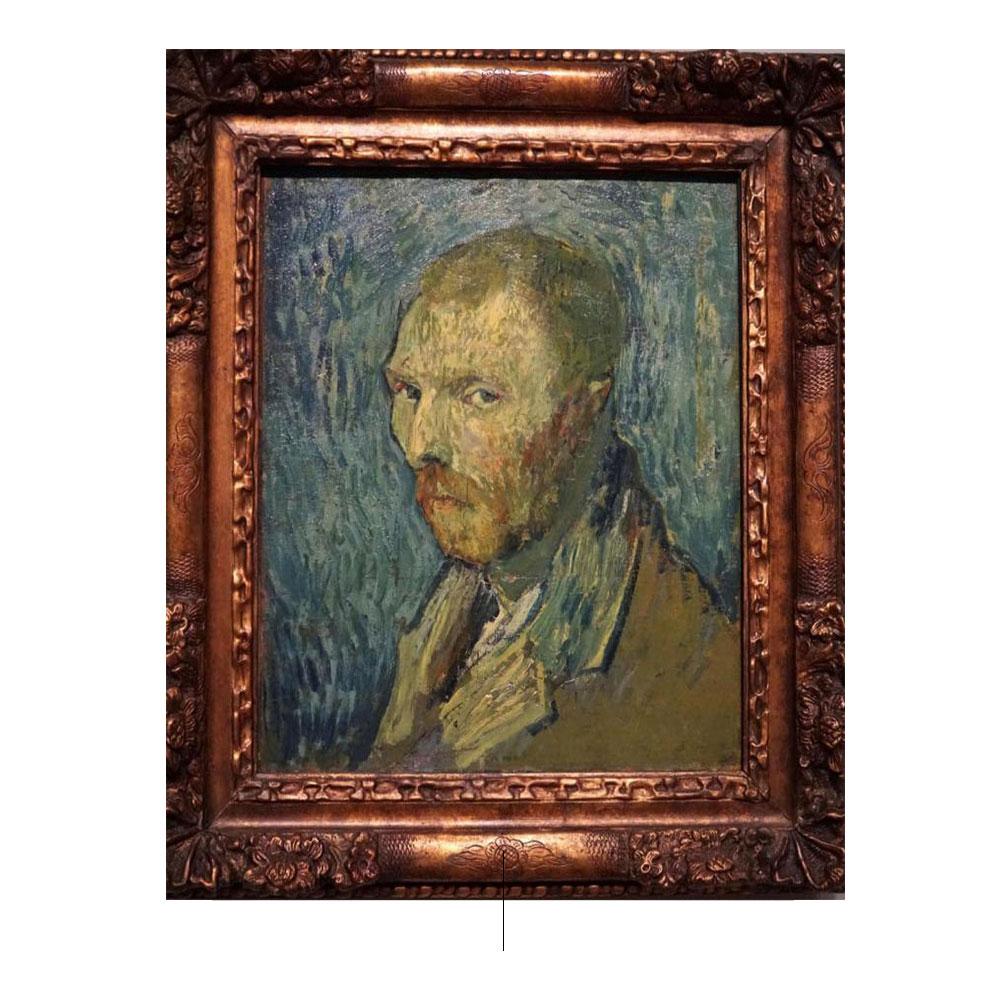 Van Gogh Foto deur: pinterest.com