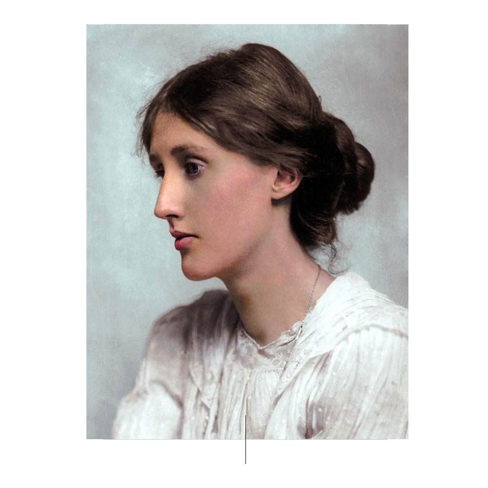 Virginia Woolf Foto de: pinterest.com