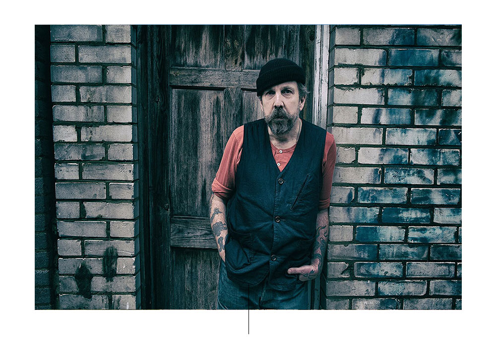 Andrew Weatherall Photo by: pinterest.com