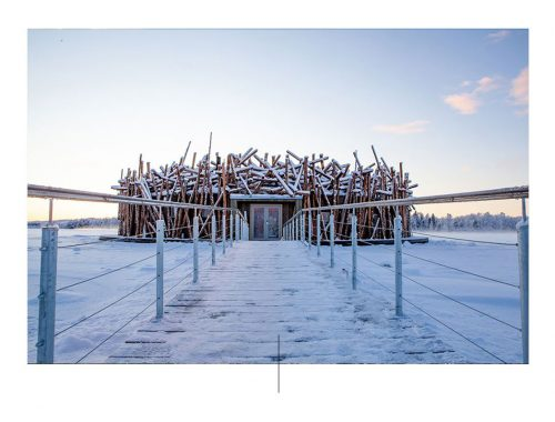 Arctic Bath Hotel. Foto di: FB @ arcticbath