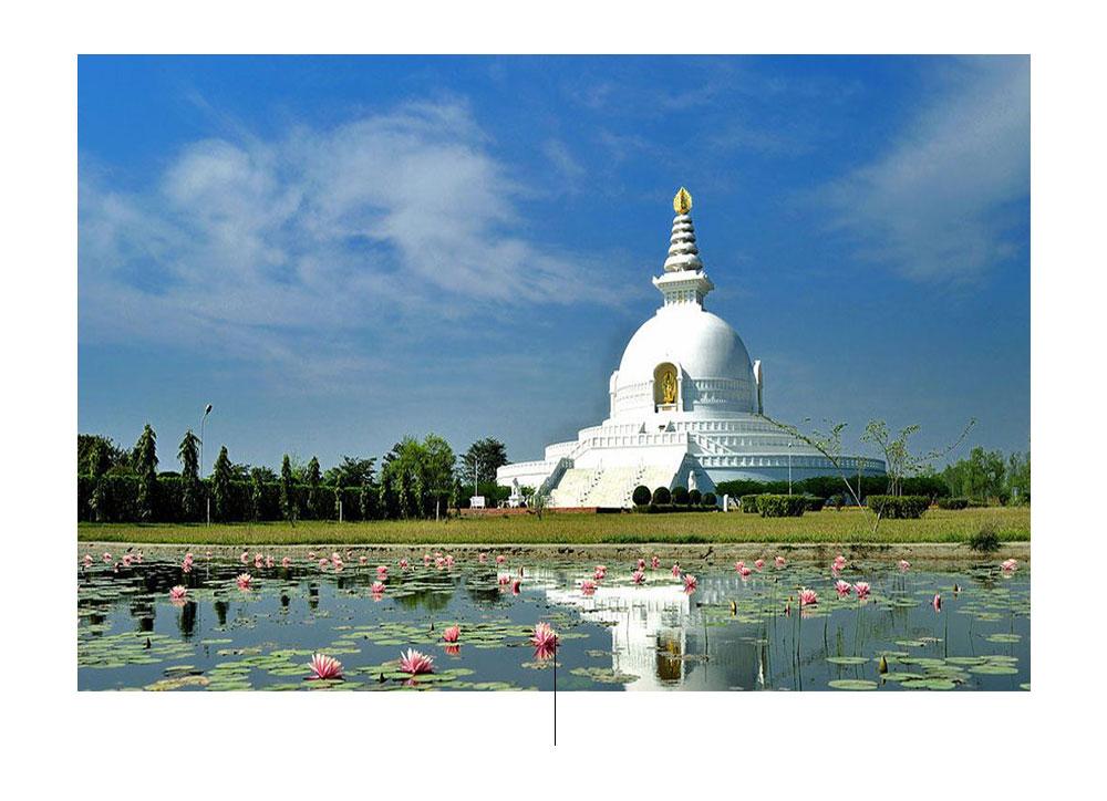 A buddhizmus helyei Fotó: pinterest.com