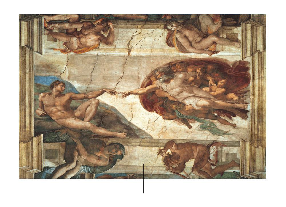 Michelangelo Buonarroti. Photo by: pinterest.com